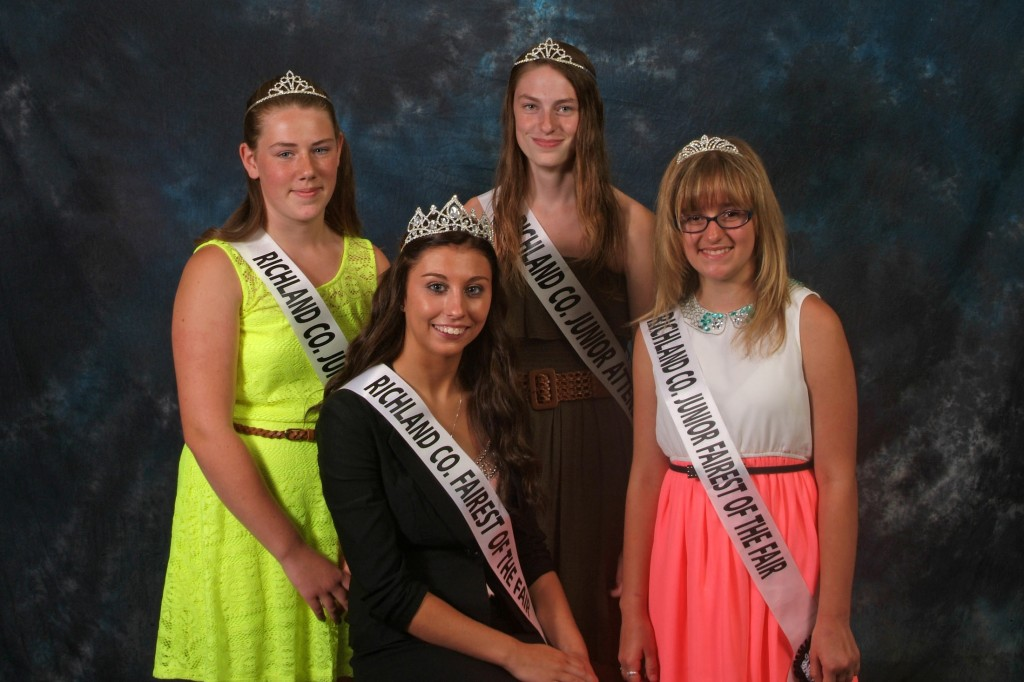 2014 Fairest of the Fair Court