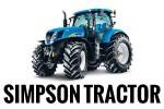 Simpson Tractor