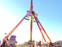 "Soar To New Heights With The New Spectacular Ride ""Air Maxx"""