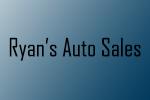 Ryan's Auto Sales